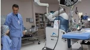 Meet HOPE and MONA: Elementary students name McKinney hospital's surgical robots